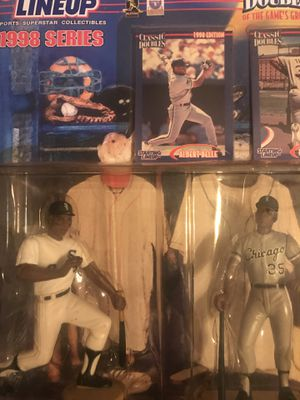 1998 Series Collectible- Baseball action figure for Sale in Spring Hill, FL