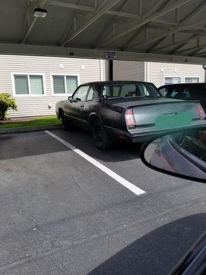 1983 Monte Carlo SS for Sale in Tacoma, WA