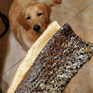 Natural Salmon Skin Dog Treats for Sale in Chino, CA