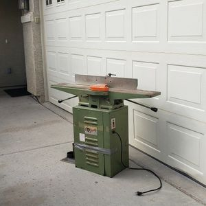 """( 110V) Grizzly 6"""" Jointer Planer 1 Hp Motor / Wood Jointer / Woodworking Jointer Planer for Sale in Tolleson, AZ"""
