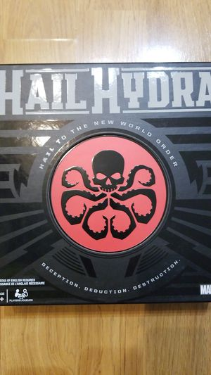 Hail Hydra Marvel board game for Sale in Woodburn, OR