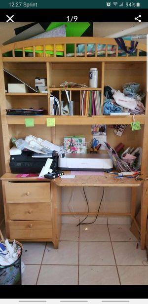 Perfect Crafts Table/Desk for Sale in Miami, FL