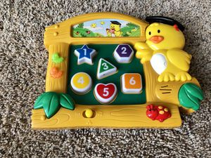 Baby Kids Educational Toy Sound Music Shapes Colors for Sale in Winter Haven, FL