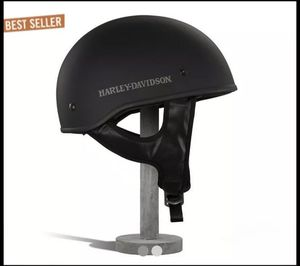 Women's Harley Davidson overdrive Low Profile Half Helmet. XL. EUC. Authentic for Sale in Brooklyn, NY