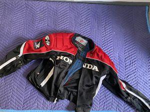 Honda motorcycle jacket for Sale in Chula Vista, CA