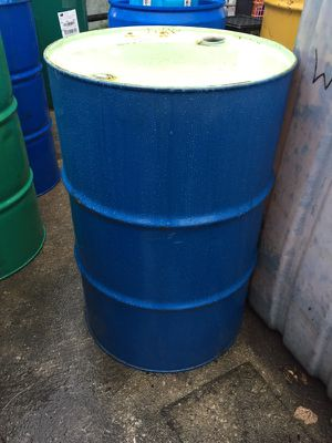 55 Gallon Drums for Sale in Grosse Pointe Park, MI