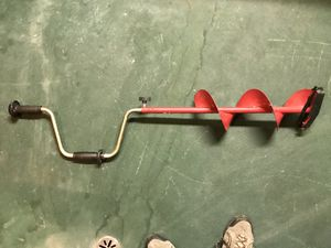 Ice Auger for Sale in Chicago, IL