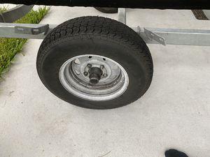 Trailer tire for Sale in Tampa, FL