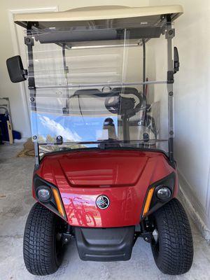 Yamaha 2019 Jasper Golf Cart for Sale in Trinity, FL
