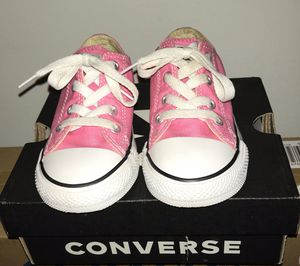 Pink Converse All-Stars for Sale in Chicago, IL