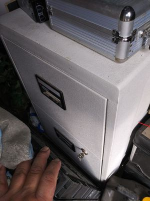 Fireproof file cabinet with lock for Sale in Layton, UT
