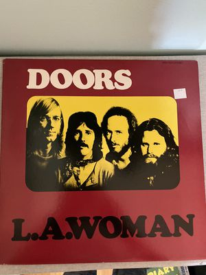 The doors L.A/Morrison hotel Vinyl for Sale in Ellicott City, MD