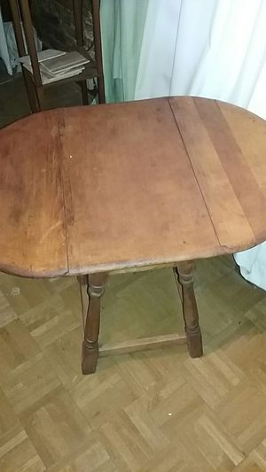 Antique oak table for Sale in Philadelphia, PA