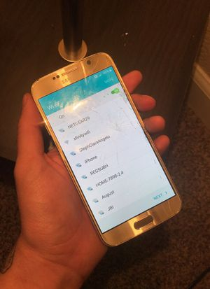 Samsung Galaxy 6 for Sale in Denver, CO