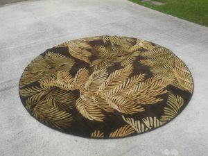 Tommy Bahamma Round Area Rug for Sale in Saint Petersburg, FL