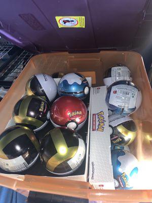 Poky ball trading decks. for Sale in Fremont, CA