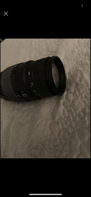 Sigma camera Lens for Sale in Lexington, KY
