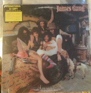 Promotional DJ Copy of The James Gang Bang Album for Sale in Denver, CO