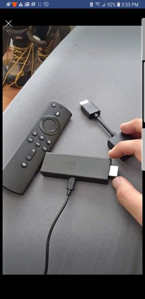 Fire tv stick new for Sale in Dulles, VA