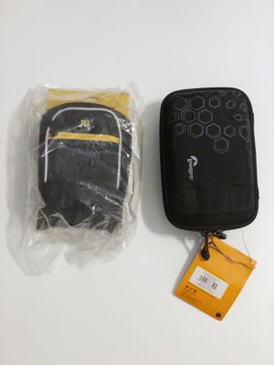 Lowepro & Rugged GoPro Camera Cases for Sale in Los Angeles, CA