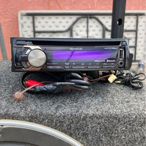 Kenwood CD Receiver Stereo for Sale in Fontana, CA