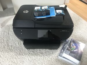 Hewlett-Packard printer/scanner/fax machine for Sale in Ithaca, NY