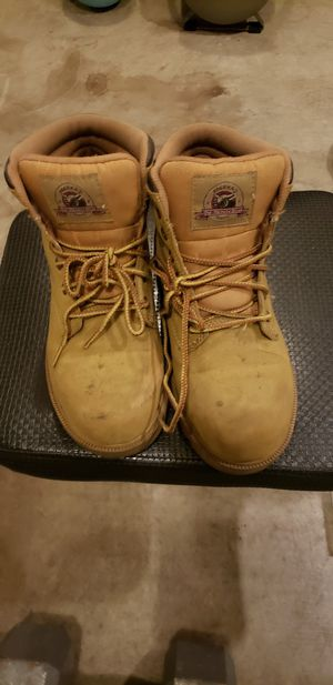 Womens work boots size 7.5 for Sale in Orting, WA