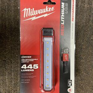 Milwaukee RedLithium Usb Pocket Flood Light (BRAND NEW) for Sale in Rocky River, OH