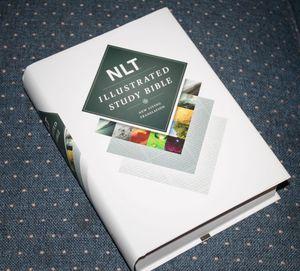 NLT ILLUSTRATED STUDY BIBLE for Sale in Winston-Salem, NC