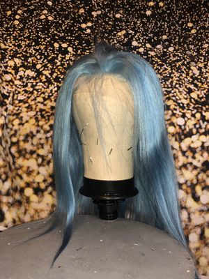 Sky Blue Lace Front Wig for Sale in Baltimore, MD