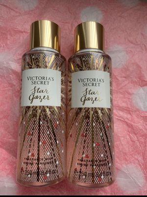 Victoria's Secret star gazer body mists set for $12 for Sale in Hollywood, FL