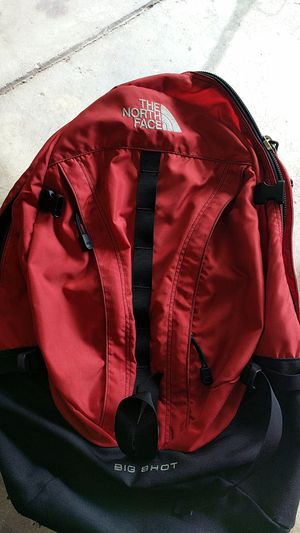 """NORTH FACE """"Big Shot"""" backpack for Sale in Powell, OH"""