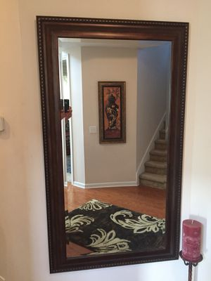 Big wall mirror from Kirkland for Sale in Acworth, GA