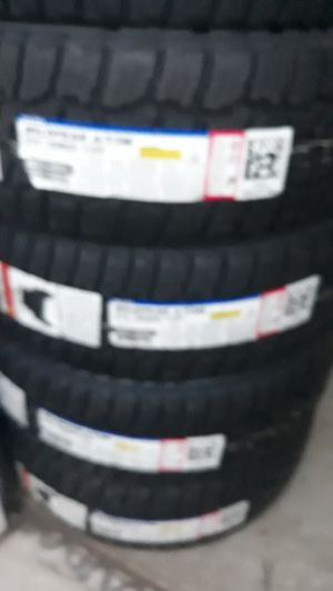 265 70 r17 4 new tires falken at3$500 for Sale in Chino, CA