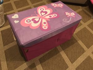 Kids toy box for Sale in Tulalip, WA