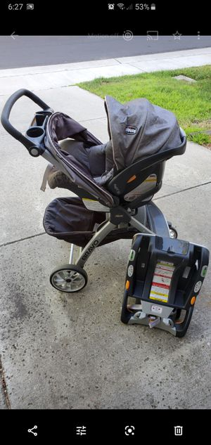 Chicco Bravo Travel System for Sale in Elk Grove, CA