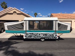 94 Coleman Arcadia tent trailer for Sale in Las Vegas, NV