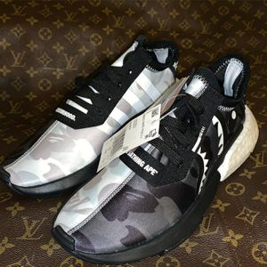 Adidas X Bape X Neighborhood Pod s3.1 sneakers new without box for Sale in Los Angeles, CA