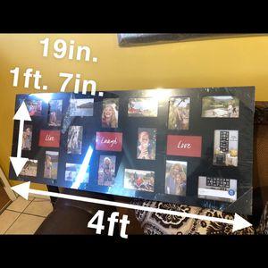 Picture Frame / Cuadro Para Fotos for Sale in Santa Maria, CA
