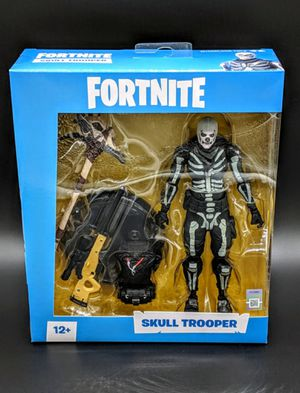 Fortnite Skull Trooper Action Figure S1 for Sale in San Jose, CA