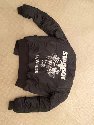 Weeknd Starboy Bomber (M) for Sale in Fairfax, VA