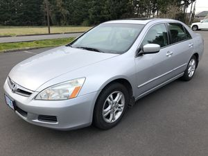 2007 Honda Accord EX-L - 1 family owned! for Sale in Tualatin, OR
