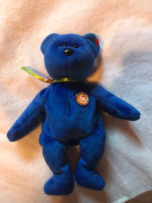 TY beanie babie Clubby 1998 retired for Sale in Chevy Chase, MD