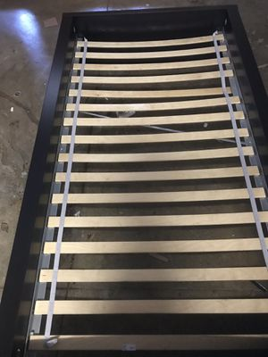IKEA Malm twin bed frame for Sale in San Francisco, CA