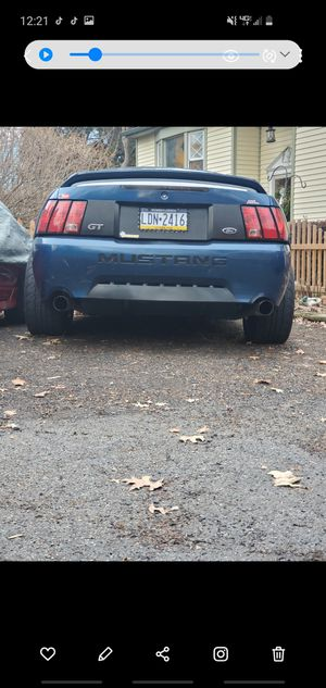 2000 ford mustang gt for Sale in Penfield, PA