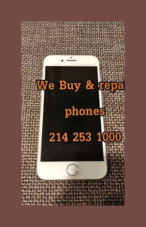 iPhone 5S screen for Sale in Dallas, TX