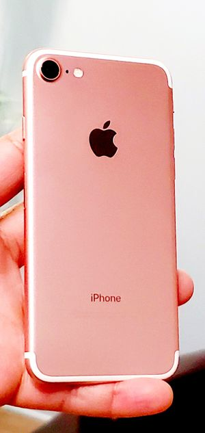 UNLOCKED IPHONE 7 32GIG EXCELLENT SHAPE TMOBILE ATT METRO CRICKET WORLD USE for Sale in Atlanta, GA
