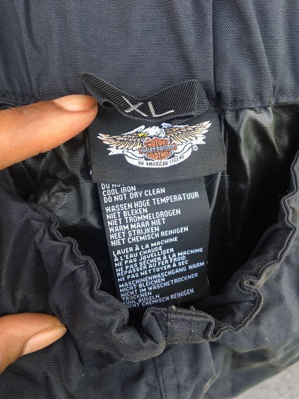 Harley Davidson Motorcycle Pants sz XL