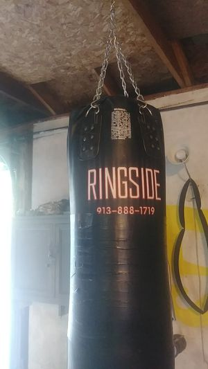 Punching bag for Sale in Evansville, IN