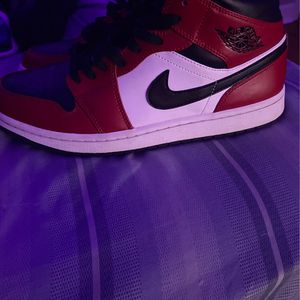 Jordan 1 Black Toe for Sale in Smyrna, TN